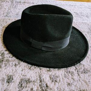 Nine West Accessories - 100% wool black hat Nine West